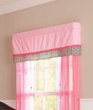 New listing ~Nwt Girls Summer Juliette Flowers Valance accent for window! Cute Fs:)~