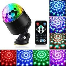 Disco Ball Light, Sound Activated Disco Ball Party Light, 7 Lighting Color