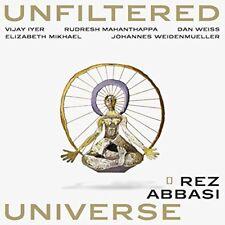 Rez Abbasi - Unfiltered Universe [CD]