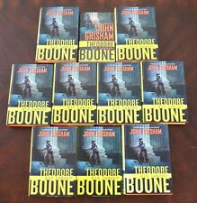 Guided Reading Set of 10 HB Theodore Boone: Kid Lawyer Books by John Grisham