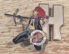 Hard Rock Cafe Baltimore Letter H Musician series pin