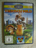 Walt Disney DVD Video Tierisch Wild (2006) Special Collection