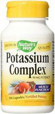 Potassium Complex, Nature's Way, 100 capsules