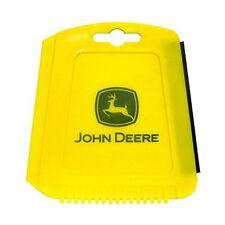John Deere 3-in-1 Ice Scraper, Yellow