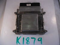 09 10 HYUNDAI SONATA COMPUTER BRAIN ENGINE CONTROL ECU ECM EBX MODULE K1879