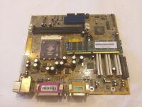 AM33-EL MB Socket 462 Working Order+ RAm PV133 128MB + CPU AMD