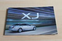 129426) Jaguar XJ - Preise & tech. Daten & Ausstattungen - Prospekt 01/2013