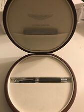 Aston Martin Rollerball Pen SILVER