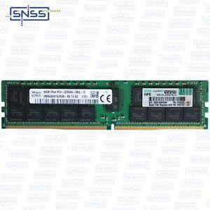 HPE 64GB 2933MHz DDR4 2RX4 ECC SMART MEMORY MODULE P00930-B21 P03053 EX VAT £289