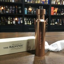 Balvenie Dipping Dog Copper Valinch Whisky Dipper Flask