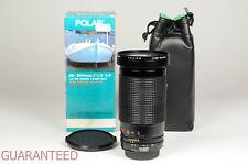 Polar Lens 28-200 mm. F 4.0-5.6 x Nikon Manual Focus - Garanzia Tuttofoto.com