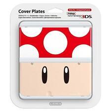 Cubierta Toad roja Nintendo 3DS