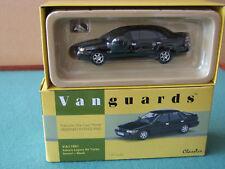 Subaru Legacy RS turbo schwarz Vanguards 1:43 VA11801 Modellauto Modellfahrzeug