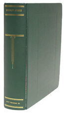 "New Scott Specialty Stamp Collection 3"" Green 3-Ring Binder Album"