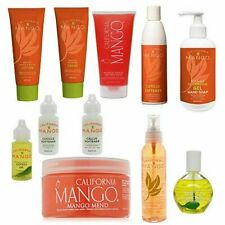 California Mango Nail And Skin Personal Care Collection - Choose Any One!