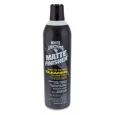 White Lightning Matte Finisher Cleaner W-l Matte Finisher 19oz Aero Cleaner