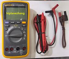 Fluke 17B+ F17B+ Digital Multimeter DMM 4000 Words Temperature -55-400C