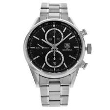 Relojes de pulsera TAG Heuer de acero inoxidable acero inoxidable
