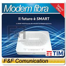 Modem ROUTER alice TELECOM TIM Router ADSL2 + Wi-Fi N -Senza Antenne originale