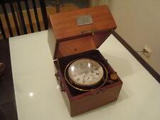 A.LANGE & SÖHNE GLASHÜTTE 1159 Germany marine chronometer with lever escapement