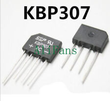 5PCS NEW KBP307 Rectifier Flat bridge Bridge Rectifier 3A/700V AU