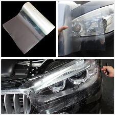Car SUV Pickup Headlight Tailight Transparent Protector Vinyl Film Decal Sticker