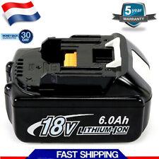 For MAKITA BL1860 18V 6.0AH LXT Li-ion Battery BL1850 Lithium-ion LXT-400 BL1830