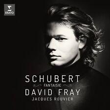 DAVID FRAY / JACQUES ROUVIER / FRANZ SCHUBERT - FANTAISIE  CD NEUF
