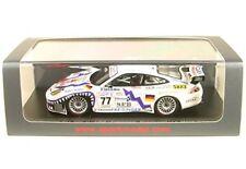 Porsche 911 Gt3 RS #77 24h Lemans 2001 Jeannette Dumas HAEZEBROUCK 1 43 Spark