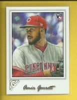 Amir Garrett RC 2017 Topps Gallery Rookie Card # 9 Cincinnati Reds Baseball MLB