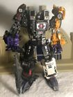 Transformers Fansproject Stunticons MENASOR / INTIMIDATOR Loose W/reprolabels For Sale