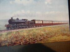 More details for vintage postcard  lnwr  railway shap summit