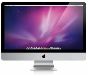 "* Apple iMac 27"" 2009 Intel i5 2.67GHz, 8GB RAM, 1TB HDD, El Capitan & MS Office"