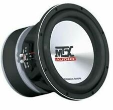 "MTX Elite T9515-04 15"" 1000 Watts RMS 4 Ohm Single Voice Coil Subwoofer"
