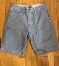 Z BRAND Rare Vintage Checked Heavy Shorts Size W32  *bargain*