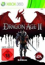 XBOX 360 Dragon Age 2 * tedesco OVP ottime condizioni