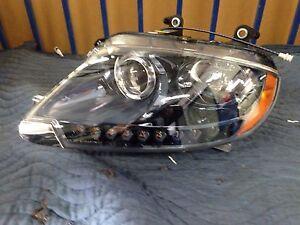 2010-2011 Maserati Quattroporte Lt Headlamp Xenon