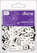 Diane #19 Double prong Hair Clips 80pk