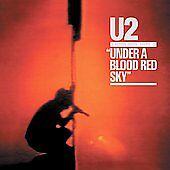 U2 Live Live CD Under a Blood Red Sky Sunday Bloody Sunday Bono Edge Iovine
