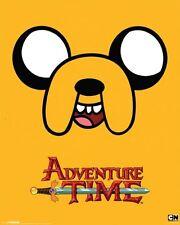 "Adventure Time Jake-Mini poster - 16 ""x 20"" - Cartoon Network"