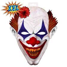 Folat Eva Clown Scary Mask With Elastic (2x-large)