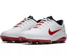 Nike React Vapor 2 Golf Shoes BV1135-104 White/Red UK 9.5 EU 44.5 US 10.5 New