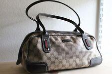Gucci Crystal Princy Boston Bag Handbag Purse
