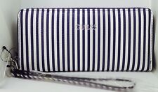GUESS Kinley Stripe Motif Wallet New in a Box with Tag