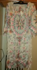 ODD MOLLY PINK MULTI    KNOCK-OUT  LIGHTWEIGHT  DRESS  NWT SZ 1/S/