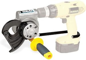 Ideal 35-078 750-1000 MCM Heavy Duty Powerblade Drill Powered Cable Cutter