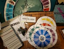 Travel Buff Board Game of Challenging Travel Imaginations