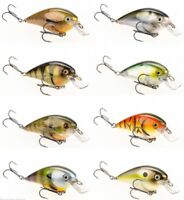 "Strike King KVD Square Bill 1.5"" (3.8 Cm) Silent Crankbaits Bass Fishing Lure"
