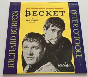 Becket / Laurence Rosenthal / Decca