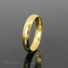 Yellow Gold Plated 18k Rings for Men